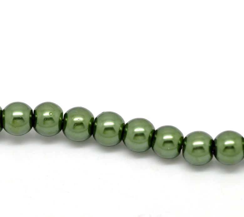 Olive Green 6mm