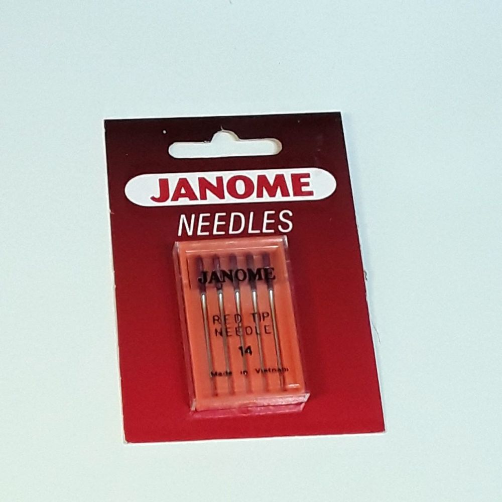 Red Tip Sewing Machine Needles