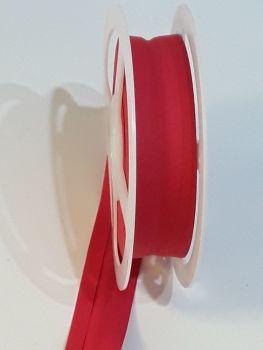 Bias Binding - Poppy Red