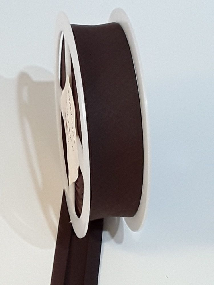 Bias Binding - Chocolate