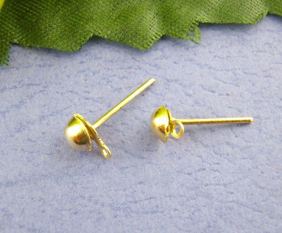 Stud Post Earrings