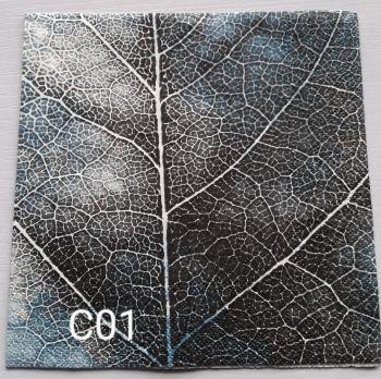 C01 - Blue Veined Leaf Detail