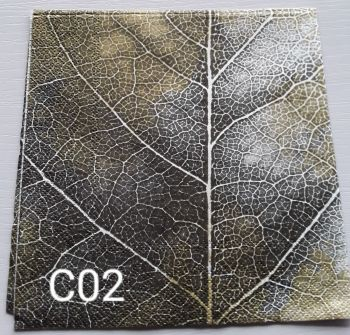 C02 - Green Veined Leaf Detail