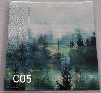 C05 - Forest Scene