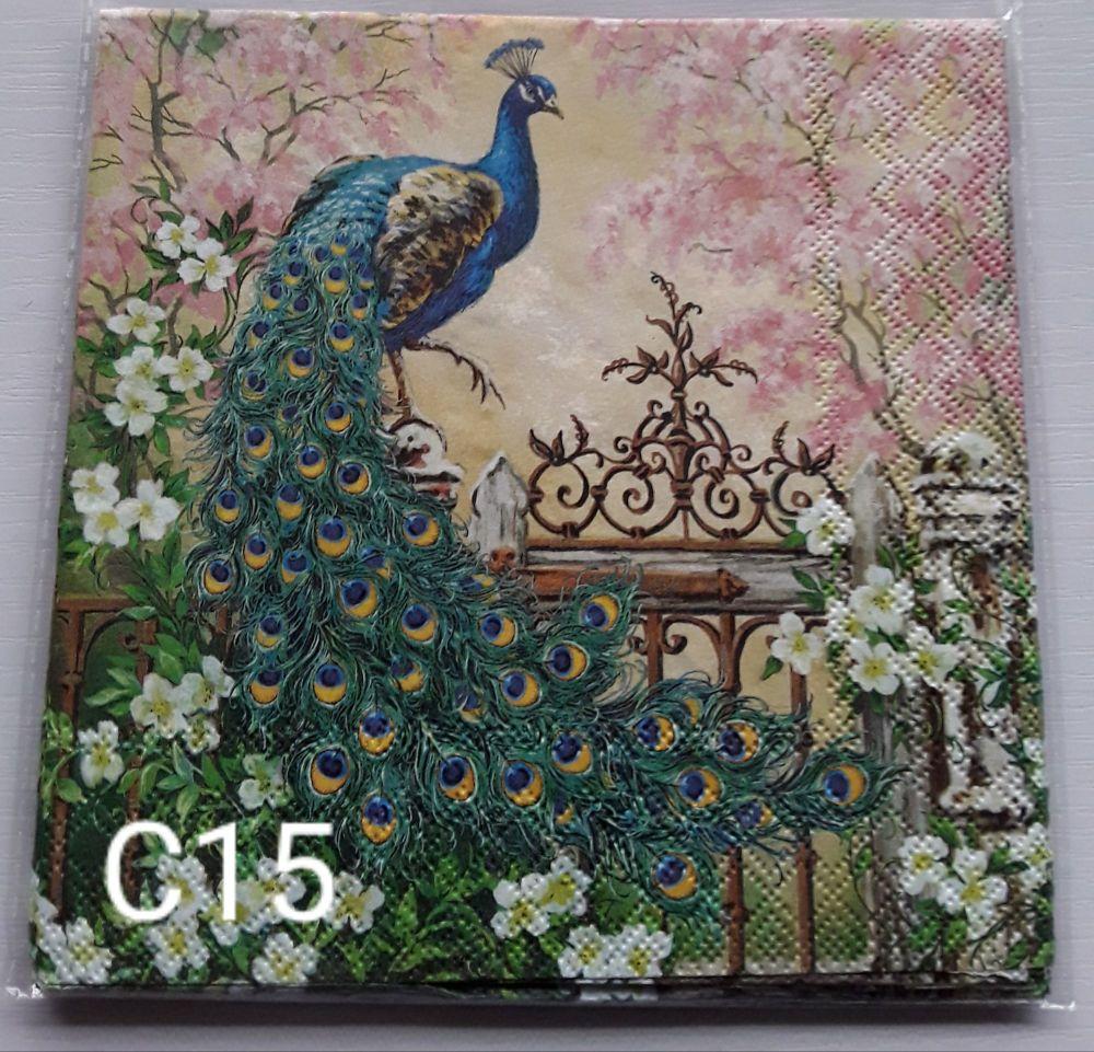 C15 - Peacock