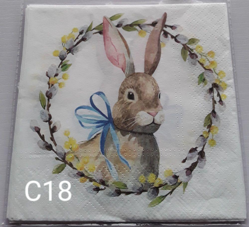 C18 - Rabbit
