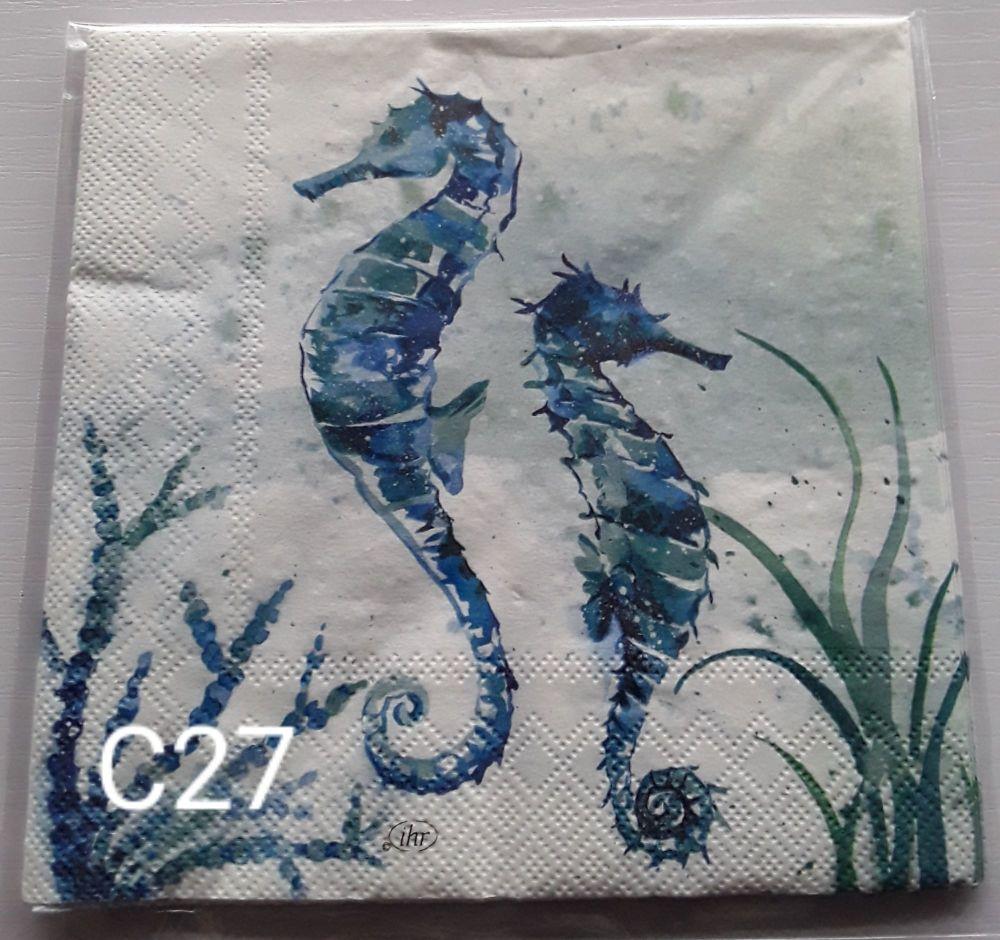 C27 - Seahorses