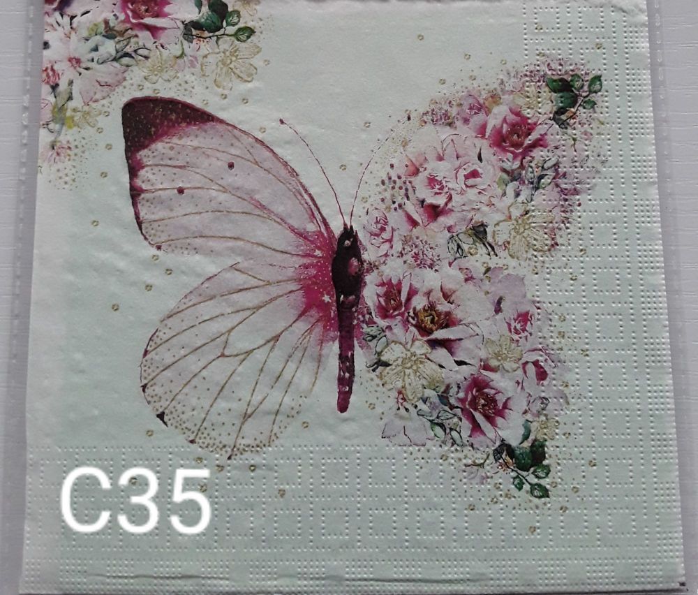 C35 - Butterflies