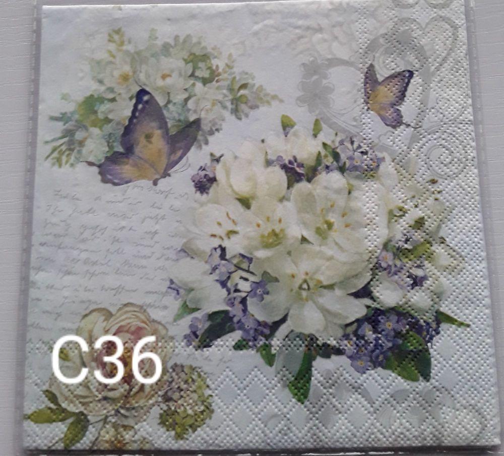 C36 - Butterflies