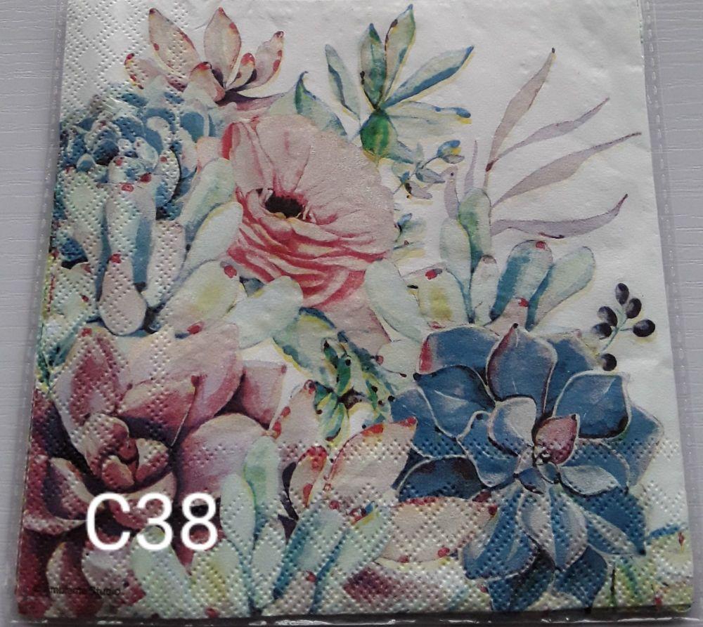 C38 - Flowers