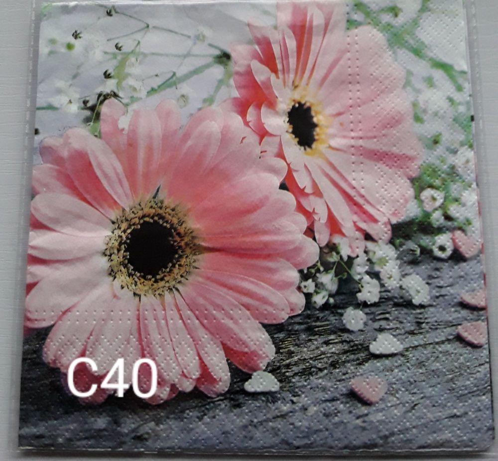 C40 - Flowers