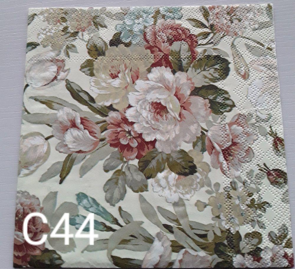 C44 - Flowers