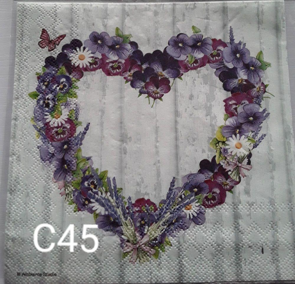 C45 - Flowers