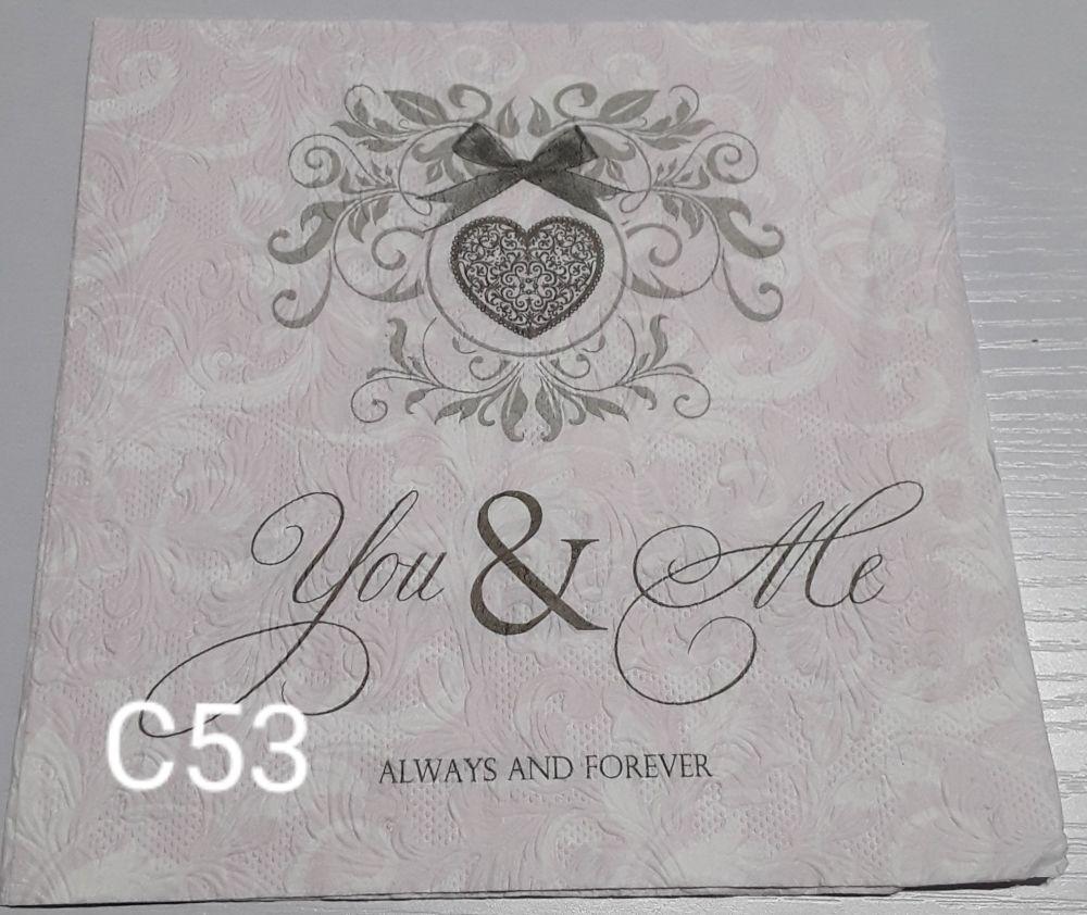 C53 - Wedding