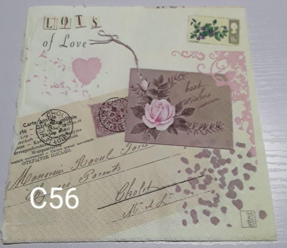 C56 - Postcards