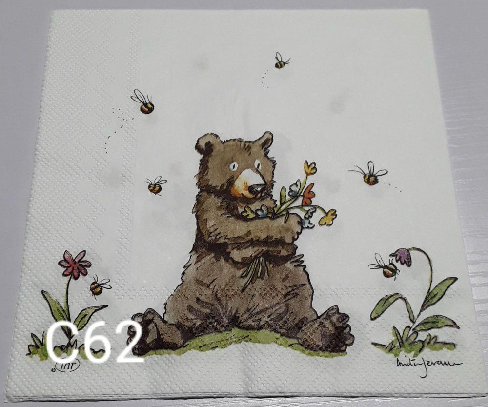C62 - Bear