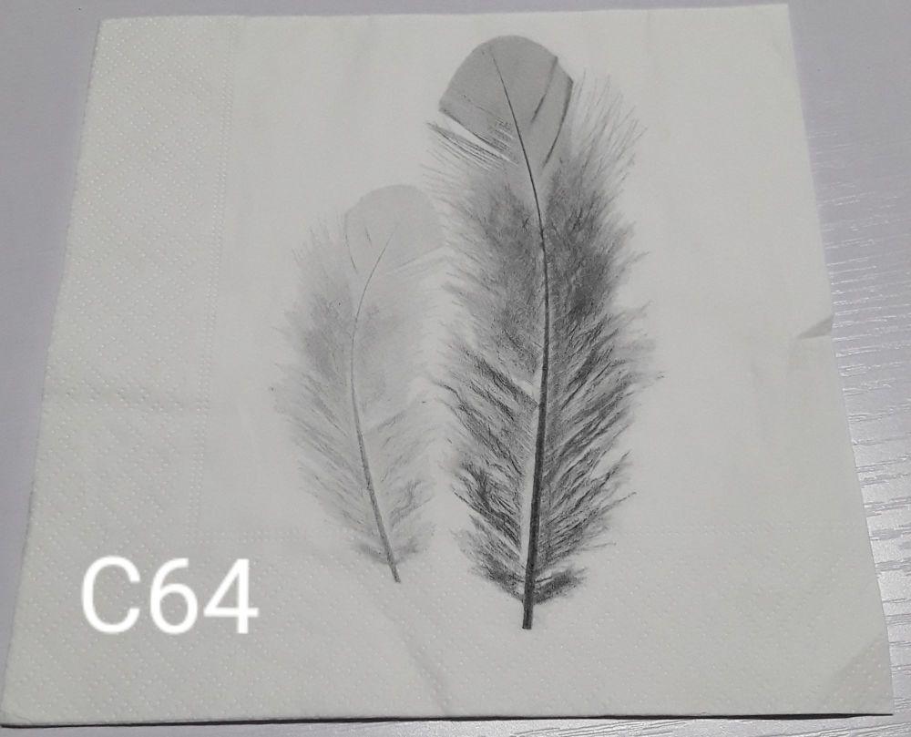 C64 - Feathers