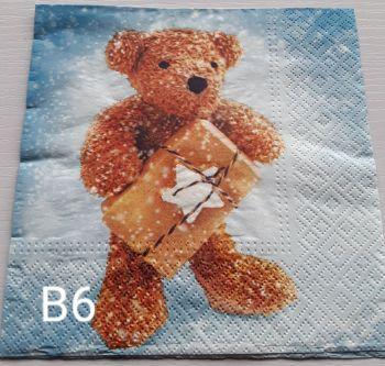 B06 - Teddy Bear