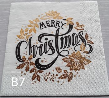 B07 - Merry Christmas