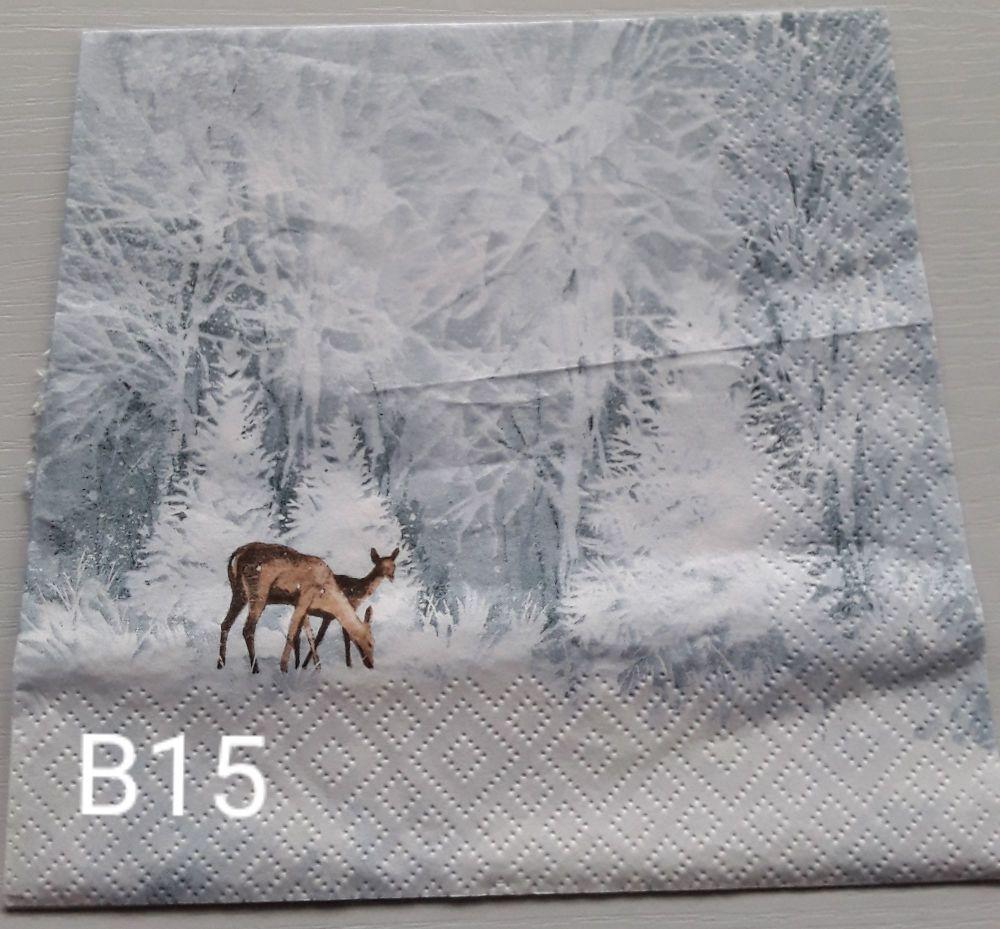 B15 - Deer
