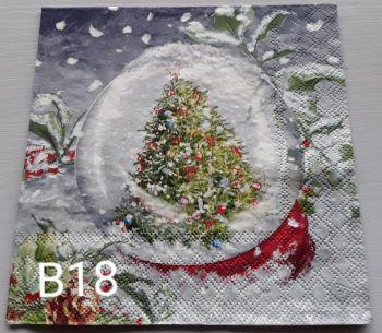 B18 - Christmas Tree