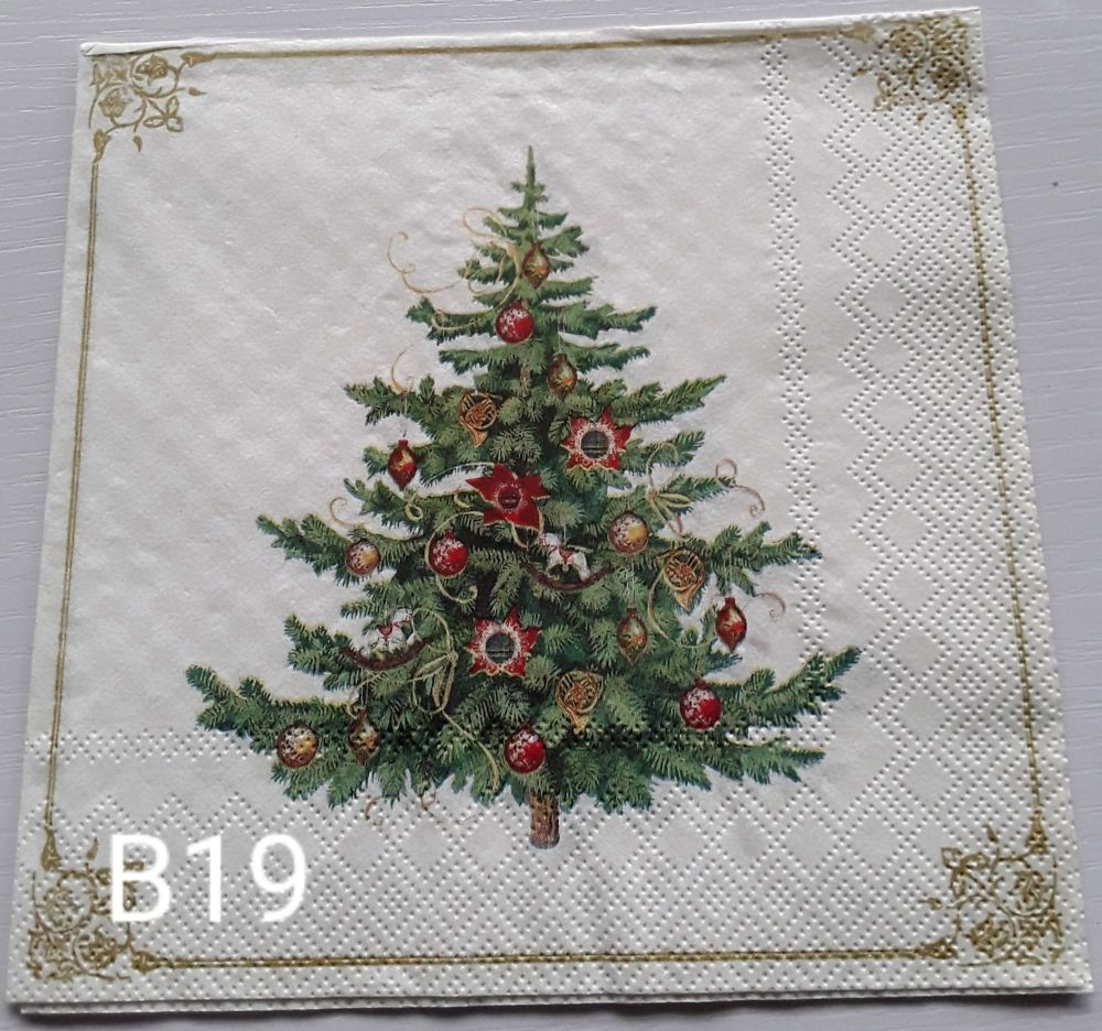 B19 - Christmas Tree