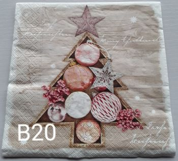 B20 - Christmas Baubles