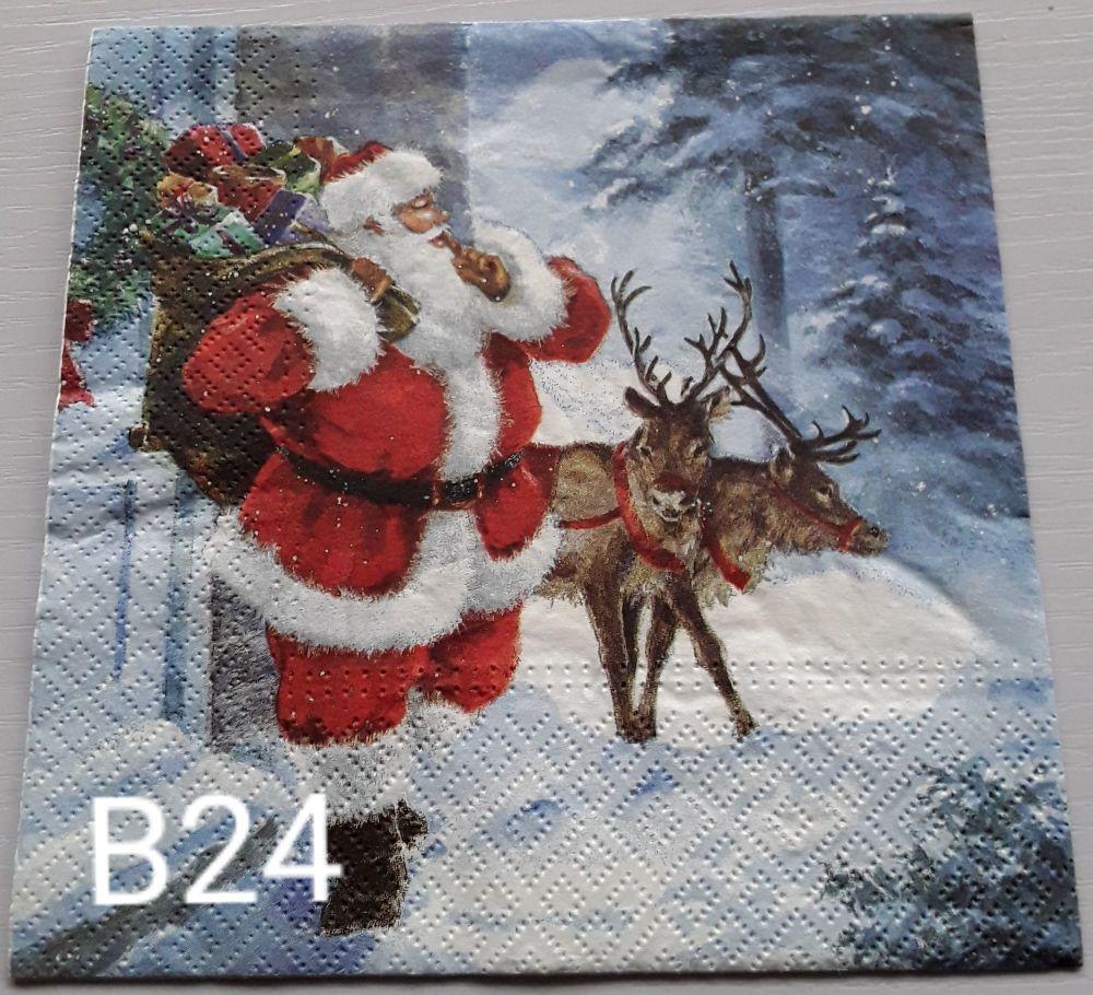 B24 - Father Christmas