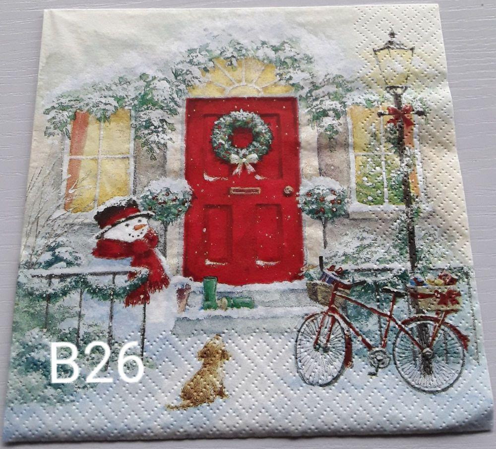 B26 - Front Door