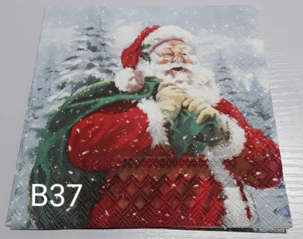 B37 - Father Christmas