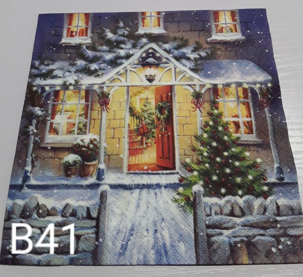 B41 - Warm Welcome