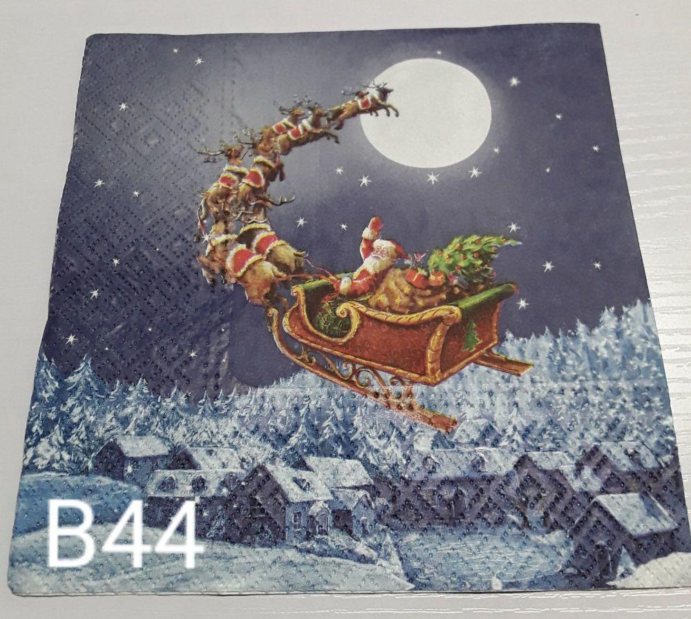 B44 - Father Christmas