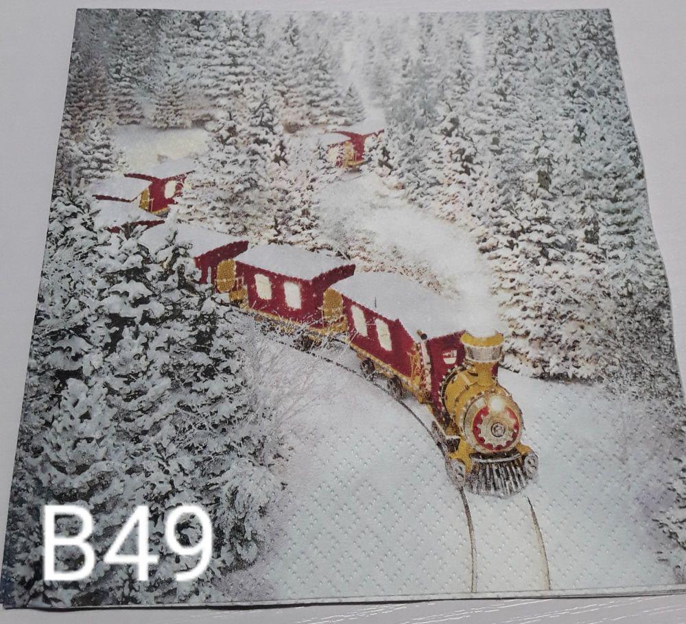 B49 - Snow Train