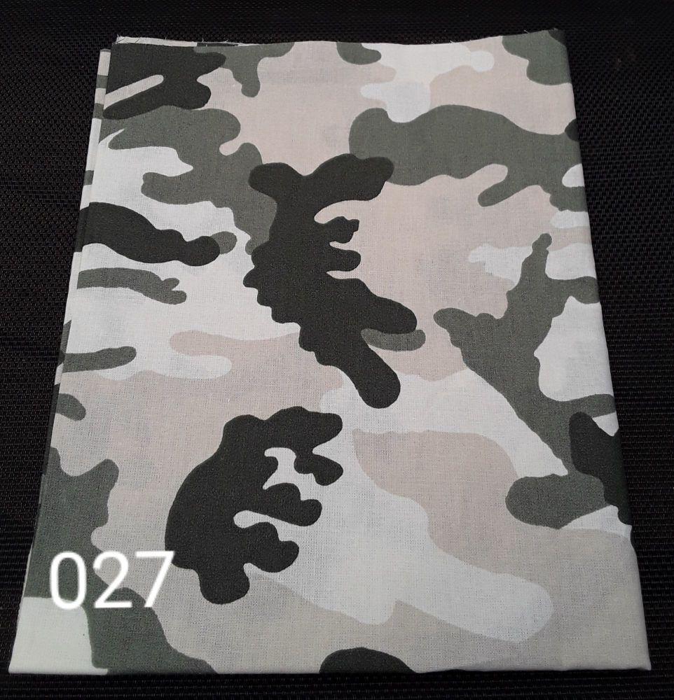 027 Fabric Choice
