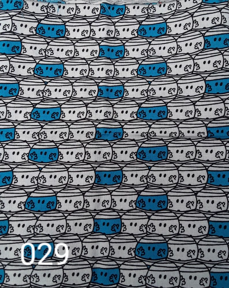 029 Fabric Choice