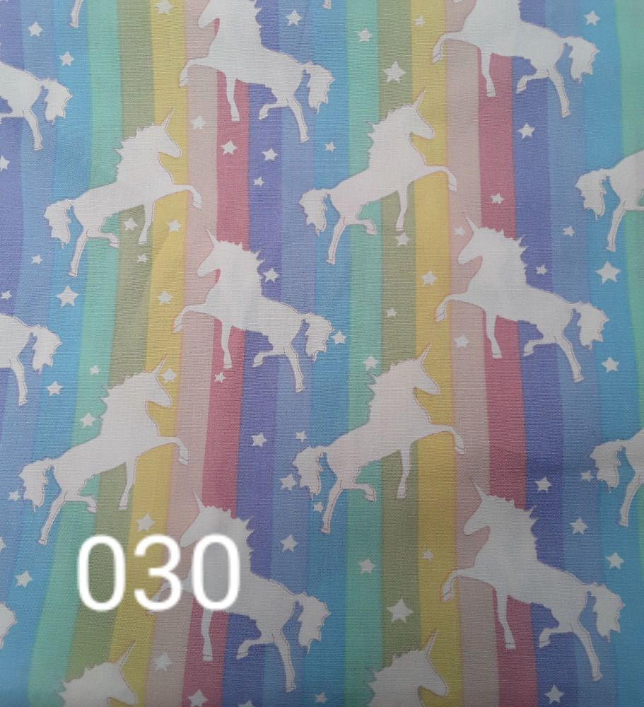 030 Fabric Choice