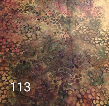 113 Fabric Choice