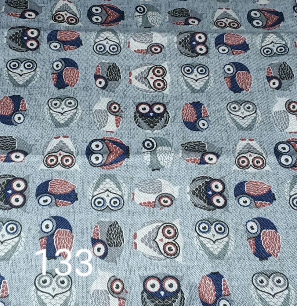 133 Fabric Choice