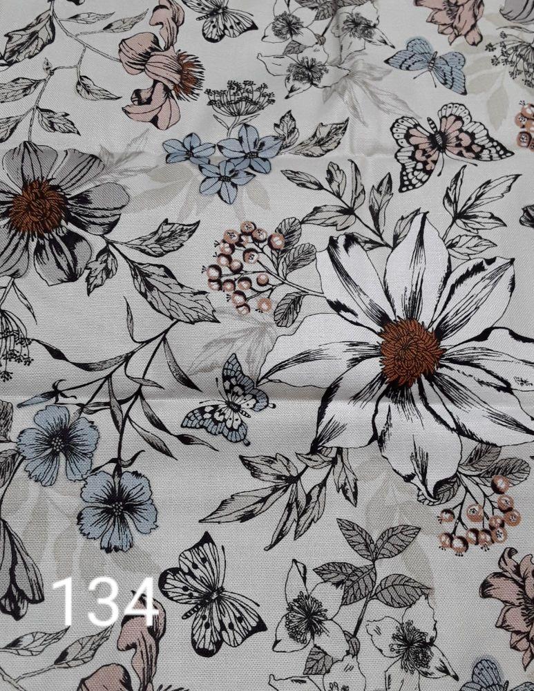 134 Fabric Choice
