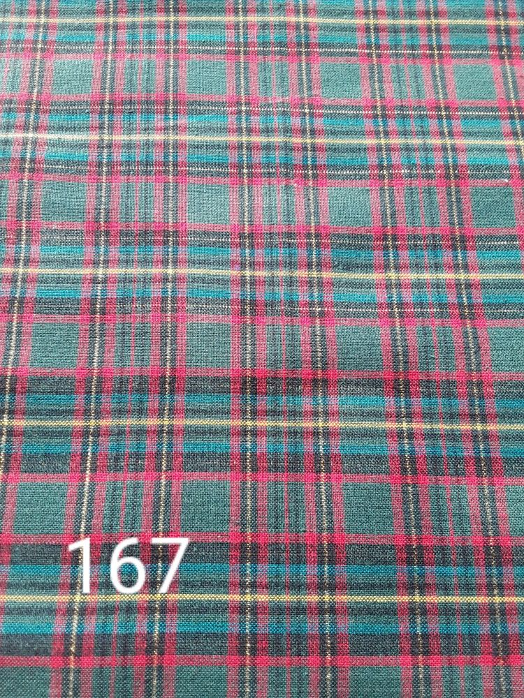 167 Fabric choice