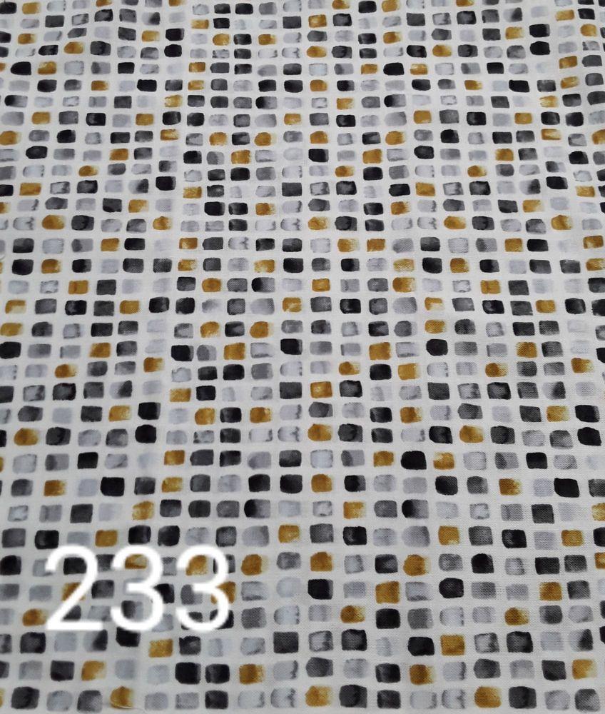 233  Fabric choice