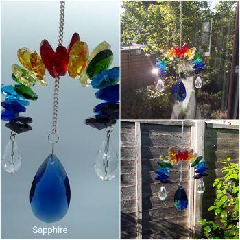 Sapphire Droplet