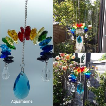 Aquamarine Droplet