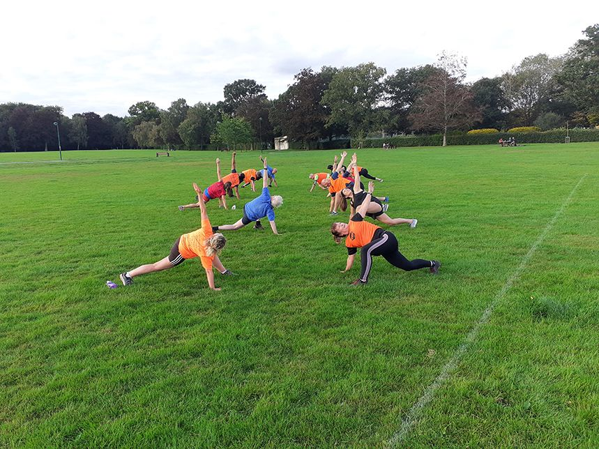Park Circuit Training