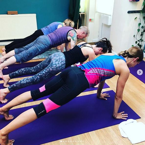 Gift Voucher for Yoga Classes