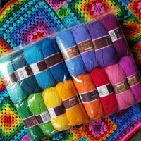 Rainbow Yarn Pack