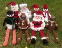 8 Christmas Toys to Crochet