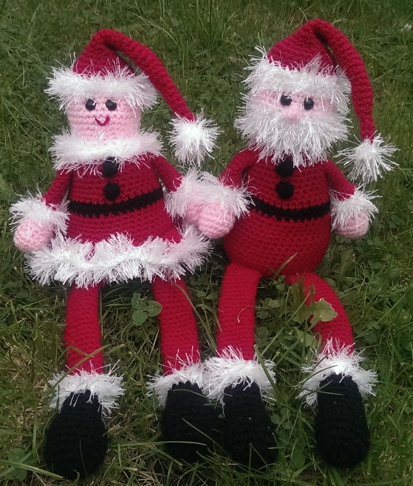 Mother and Father Christmas