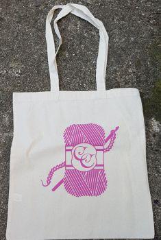 Tote Bag - The Crochet Chain