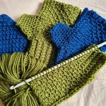 Beyond K&S Tunisian Crochet Kit